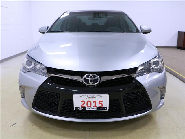 2015 Toyota Camry XSE (Stk: 195504) in Kitchener - Image 22 of 33