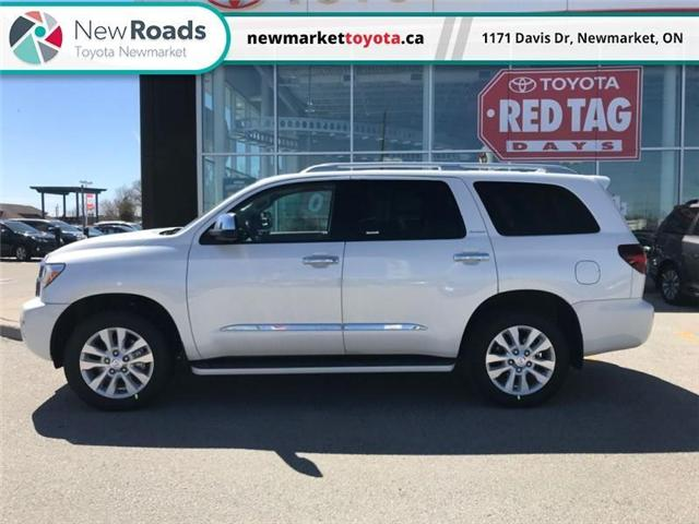 2018 Toyota Sequoia Platinum 5.7L V8 (Stk: 33027) in Newmarket - Image 2 of 22
