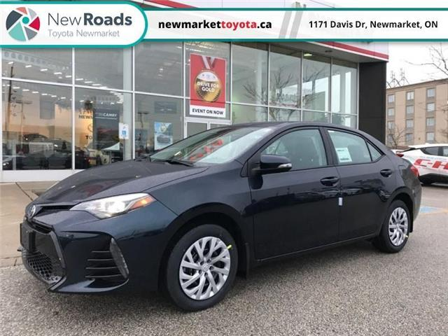 2019 Toyota Corolla SE (Stk: 33458) in Newmarket - Image 1 of 19