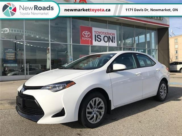 2019 Toyota Corolla LE (Stk: 33734) in Newmarket - Image 1 of 17