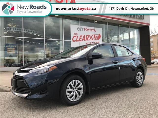 2019 Toyota Corolla LE (Stk: 33881) in Newmarket - Image 1 of 18