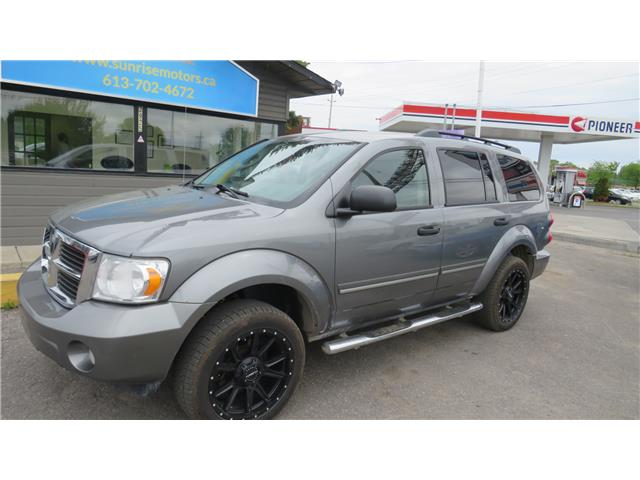 2009 Dodge Durango SLT (Stk: A184) in Ottawa - Image 2 of 16