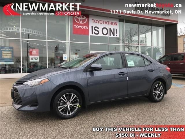 2019 Toyota Corolla LE (Stk: 33911) in Newmarket - Image 1 of 19