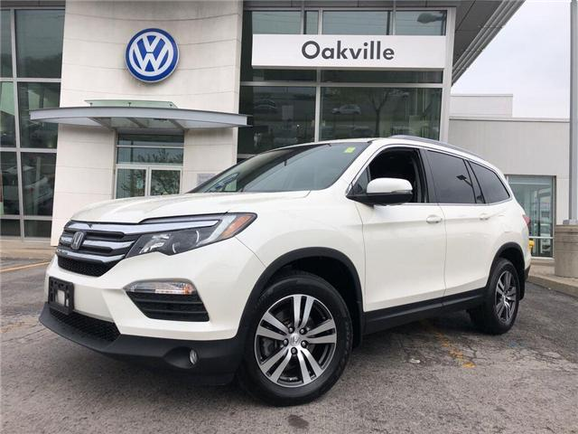 2017 Honda Pilot EX-L RES (Stk: 5862V) in Oakville - Image 1 of 21