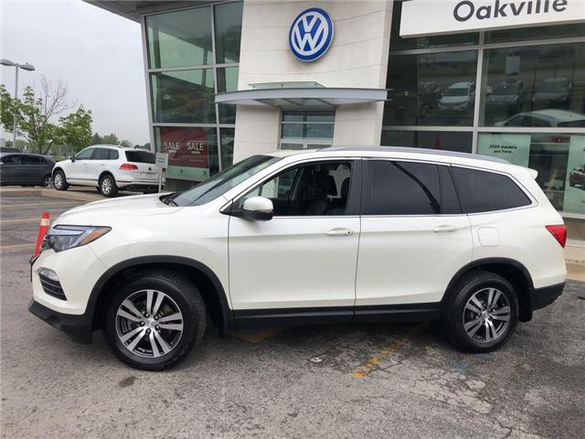 2017 Honda Pilot EX-L RES (Stk: 5862V) in Oakville - Image 2 of 21