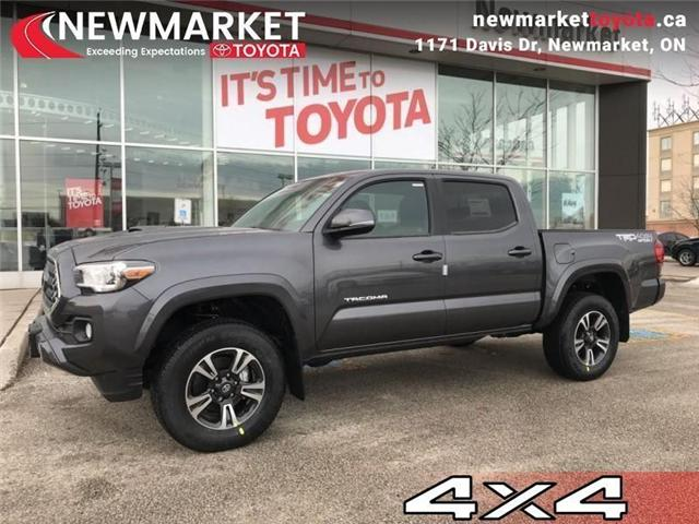 2019 Toyota Tacoma TRD Sport (Stk: 33938) in Newmarket - Image 1 of 19