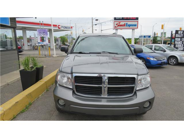 2009 Dodge Durango SLT (Stk: A184) in Ottawa - Image 4 of 16