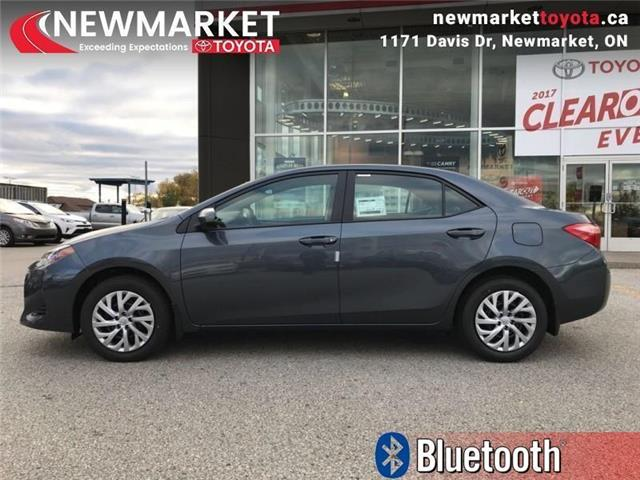 2019 Toyota Corolla LE (Stk: 34017) in Newmarket - Image 2 of 18