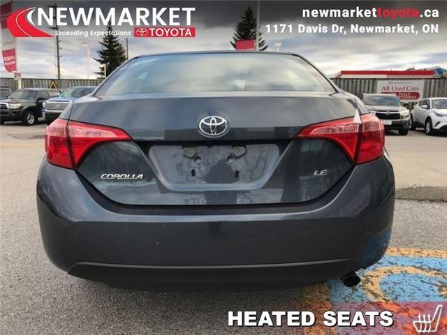 2019 Toyota Corolla LE (Stk: 34017) in Newmarket - Image 4 of 18