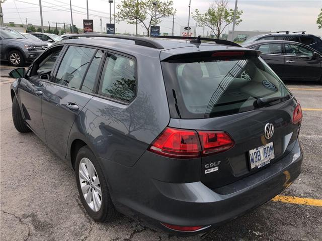 2016 Volkswagen Golf Sportwagon  (Stk: 5852V) in Oakville - Image 3 of 18