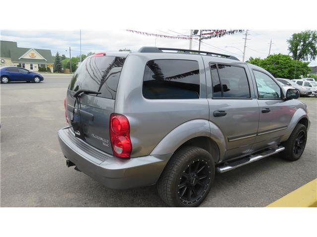 2009 Dodge Durango SLT (Stk: A184) in Ottawa - Image 6 of 16