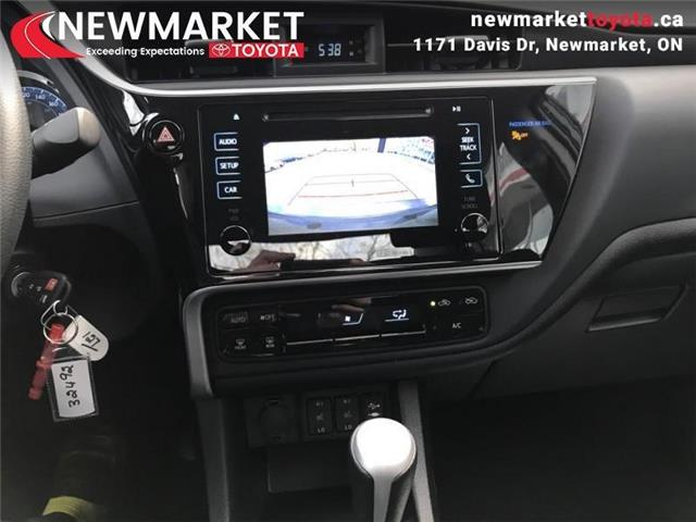 2019 Toyota Corolla LE (Stk: 34017) in Newmarket - Image 15 of 18