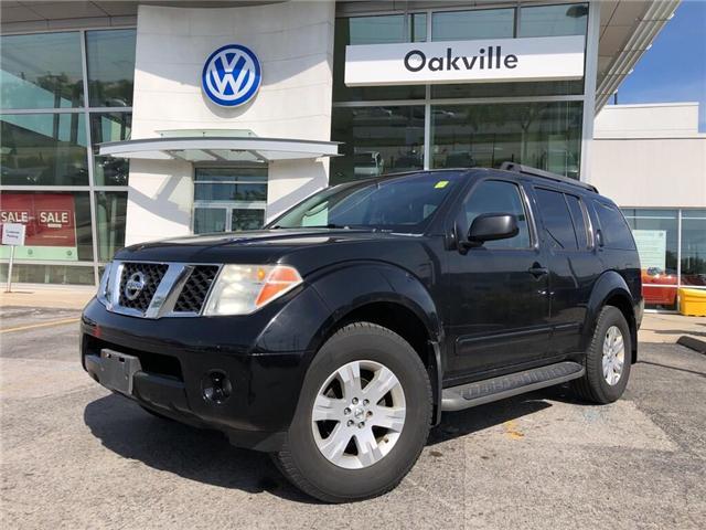 2007 Nissan Pathfinder S (Stk: 5877V) in Oakville - Image 1 of 16