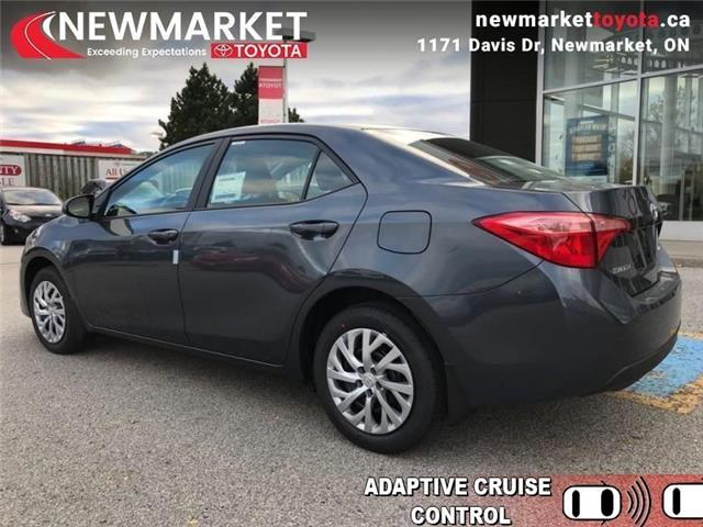 2019 Toyota Corolla LE (Stk: 34031) in Newmarket - Image 3 of 18