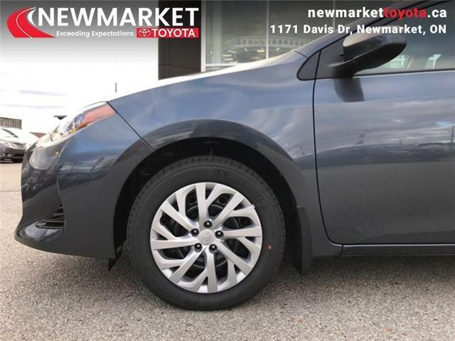 2019 Toyota Corolla LE (Stk: 34031) in Newmarket - Image 9 of 18
