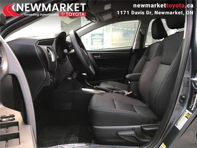 2019 Toyota Corolla LE (Stk: 34031) in Newmarket - Image 10 of 18