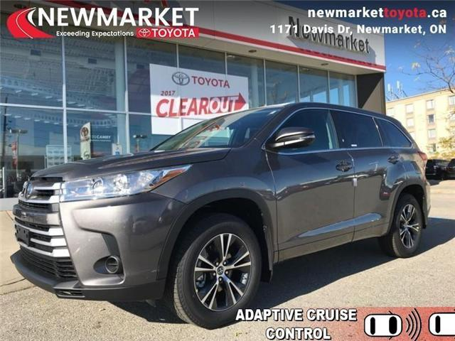 2019 Toyota Highlander LE (Stk: 34038) in Newmarket - Image 1 of 19