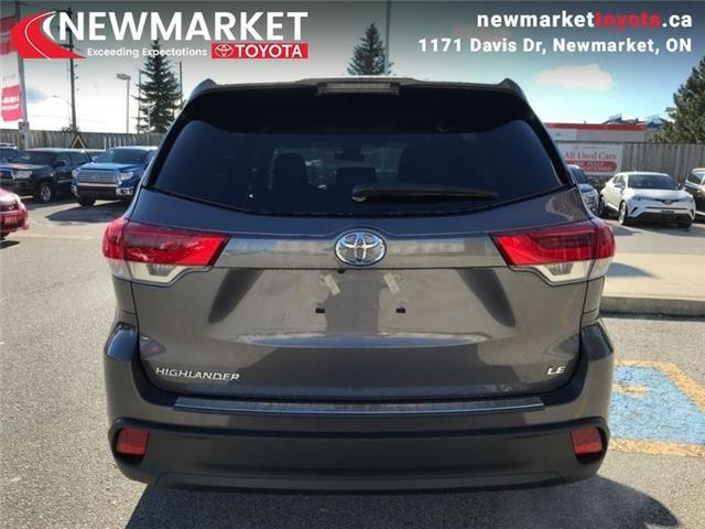 2019 Toyota Highlander LE (Stk: 34038) in Newmarket - Image 4 of 19