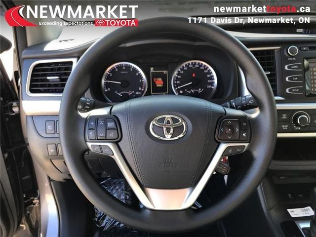 2019 Toyota Highlander LE (Stk: 34038) in Newmarket - Image 13 of 19
