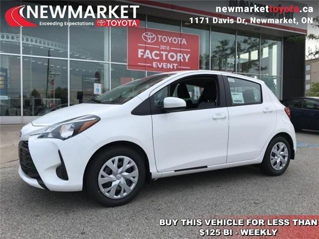 2019 Toyota Yaris LE (Stk: 34041) in Newmarket - Image 1 of 18