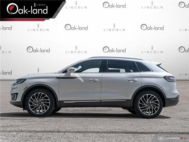 2019 Lincoln Nautilus Reserve (Stk: 9X026) in Oakville - Image 2 of 25