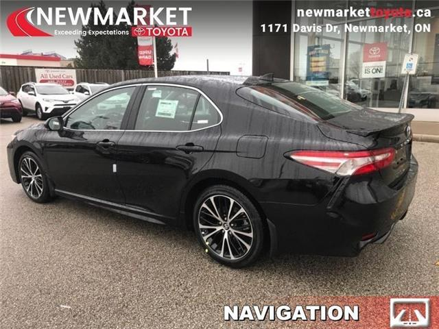 2019 Toyota Camry SE (Stk: 34067) in Newmarket - Image 3 of 18