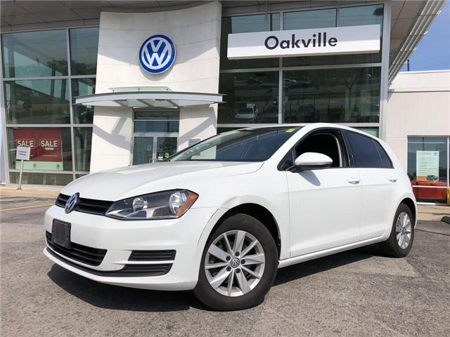 2016 Volkswagen Golf Trendline (Stk: 5879V) in Oakville - Image 1 of 18