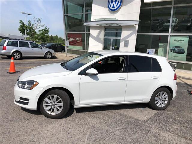 2016 Volkswagen Golf Trendline (Stk: 5879V) in Oakville - Image 2 of 18