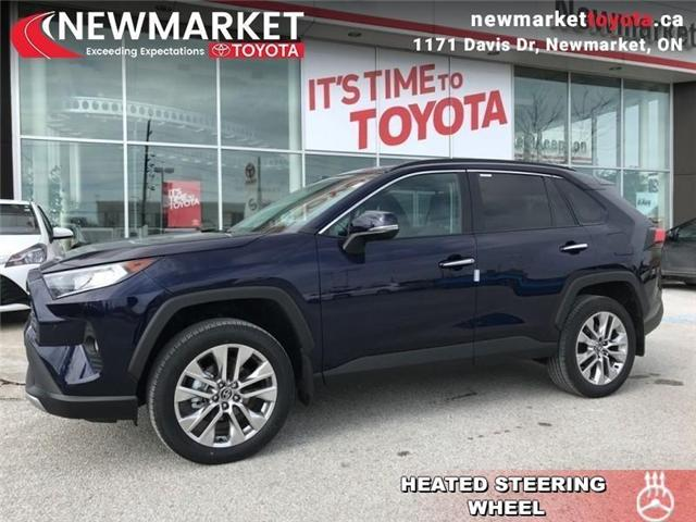 2019 Toyota RAV4 Limited (Stk: 34094) in Newmarket - Image 1 of 20