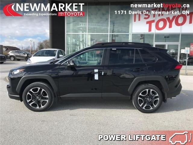 2019 Toyota RAV4 Trail (Stk: 34091) in Newmarket - Image 2 of 19