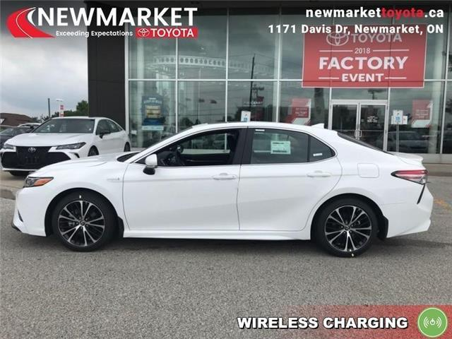 2019 Toyota Camry Hybrid SE (Stk: 34106) in Newmarket - Image 2 of 18