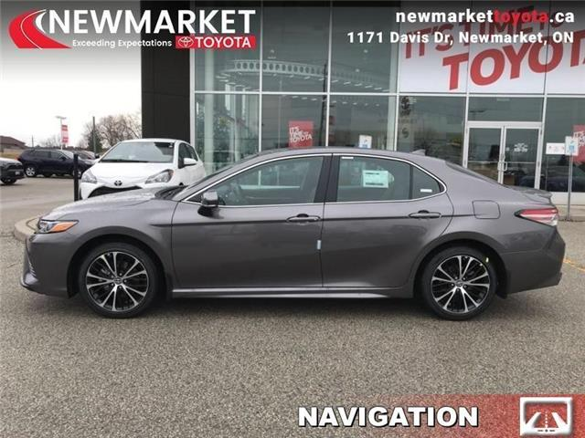 2019 Toyota Camry SE (Stk: 34123) in Newmarket - Image 2 of 18