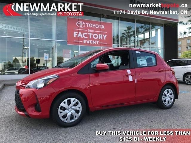 2019 Toyota Yaris LE (Stk: 34144) in Newmarket - Image 1 of 18