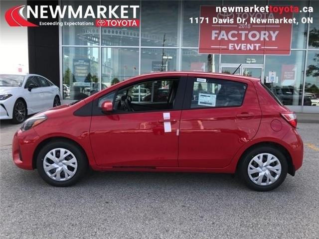 2019 Toyota Yaris LE (Stk: 34144) in Newmarket - Image 2 of 18
