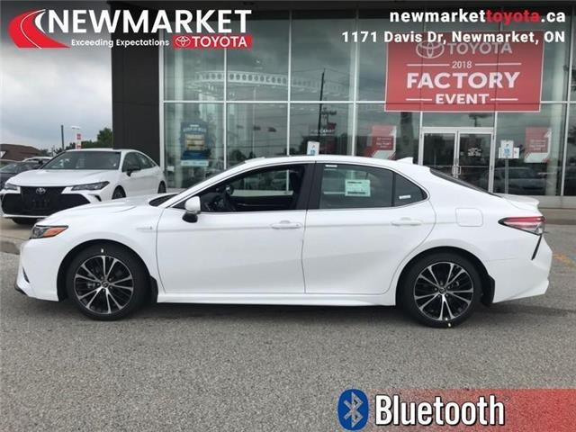 2019 Toyota Camry Hybrid SE (Stk: 34148) in Newmarket - Image 2 of 18