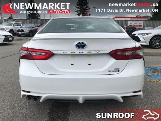 2019 Toyota Camry Hybrid SE (Stk: 34148) in Newmarket - Image 4 of 18