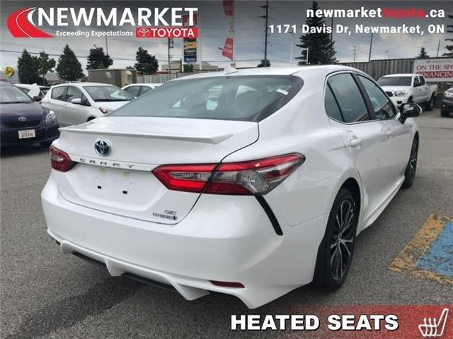 2019 Toyota Camry Hybrid SE (Stk: 34148) in Newmarket - Image 5 of 18