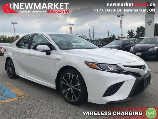 2019 Toyota Camry Hybrid SE (Stk: 34148) in Newmarket - Image 7 of 18