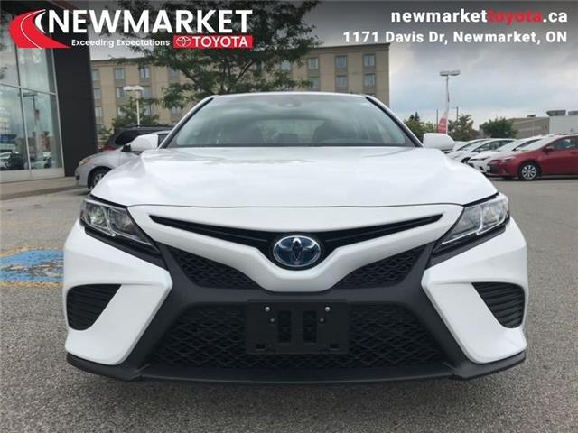 2019 Toyota Camry Hybrid SE (Stk: 34148) in Newmarket - Image 8 of 18
