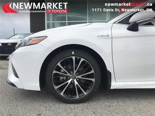 2019 Toyota Camry Hybrid SE (Stk: 34148) in Newmarket - Image 9 of 18