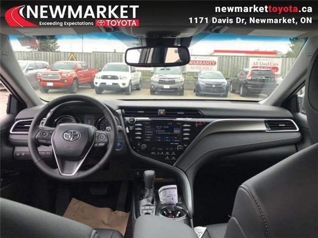 2019 Toyota Camry Hybrid SE (Stk: 34148) in Newmarket - Image 12 of 18