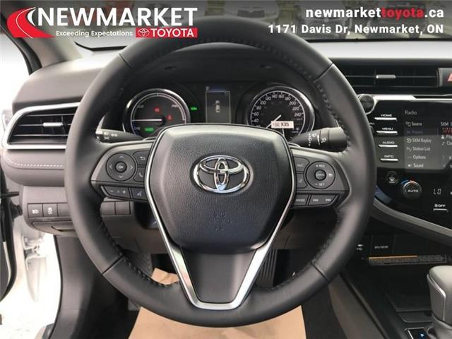 2019 Toyota Camry Hybrid SE (Stk: 34148) in Newmarket - Image 13 of 18