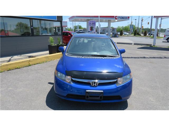2007 Honda Civic LX (Stk: A121) in Ottawa - Image 2 of 9