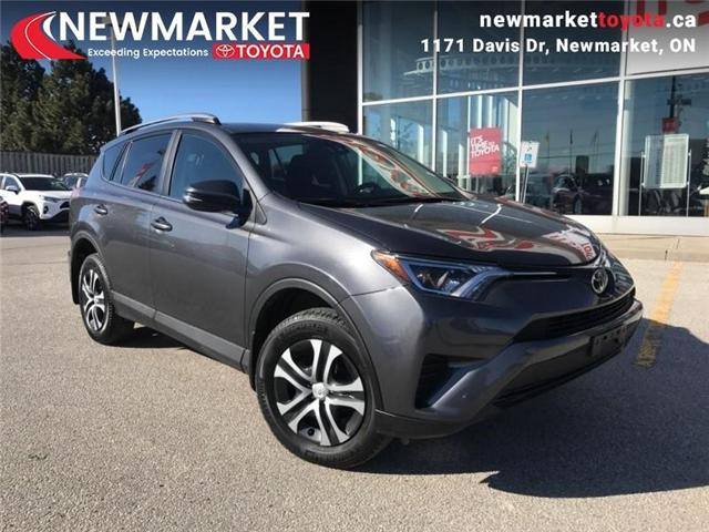 2017 Toyota RAV4 LE (Stk: 5631) in Newmarket - Image 1 of 17