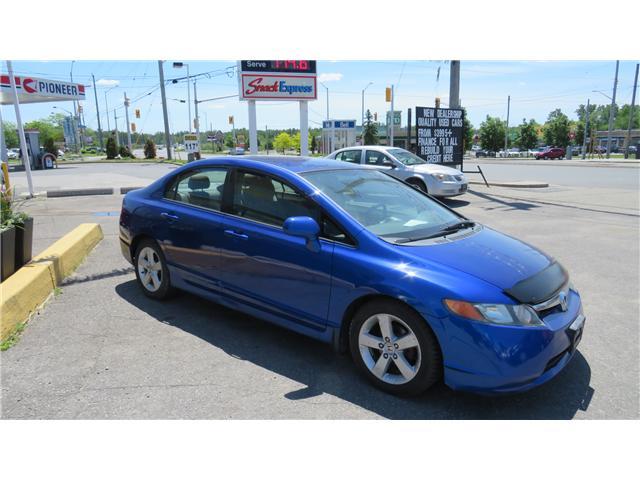 2007 Honda Civic LX (Stk: A121) in Ottawa - Image 3 of 9