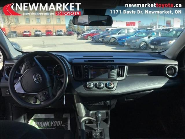 2017 Toyota RAV4 LE (Stk: 5631) in Newmarket - Image 12 of 17
