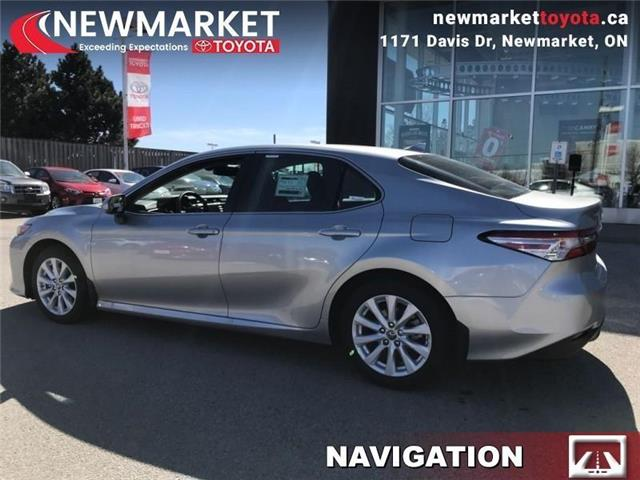 2019 Toyota Camry LE (Stk: 34160) in Newmarket - Image 3 of 17