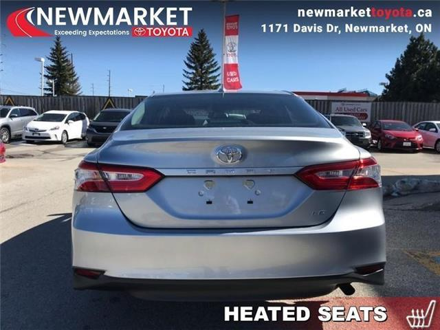 2019 Toyota Camry LE (Stk: 34160) in Newmarket - Image 4 of 17