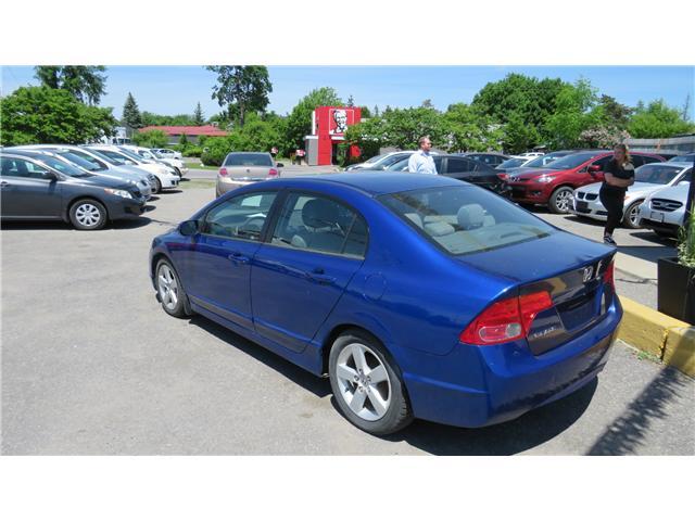 2007 Honda Civic LX (Stk: A121) in Ottawa - Image 5 of 9