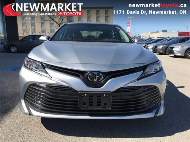 2019 Toyota Camry LE (Stk: 34160) in Newmarket - Image 8 of 17